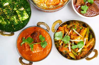 Gluten Free Dishes at Great Spice India Retaurant & Bar